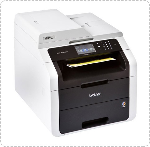 Brother MFC-9140CDN Multifunctional Laser Printer