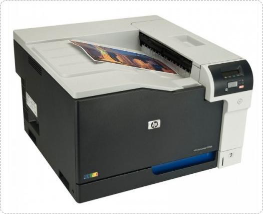 HP Color LaserJet Proffesional CP5225dn A3 Printer