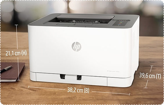 HP Color LaserJet 150nw Laser Printer