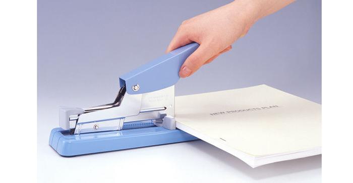 MAX HD-3D binding Stapler