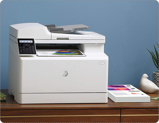 HP Color LaserJet Pro MFP M183fw Laser Printer