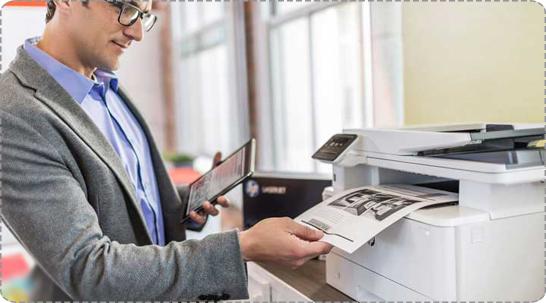 HP LaserJet Pro MFP M26nw Multifunction Laser Printer