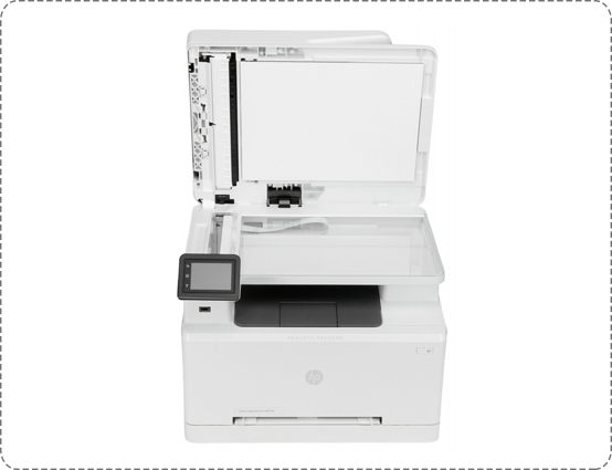 HP Color LaserJet Pro MFP M281fdw Laser Printer