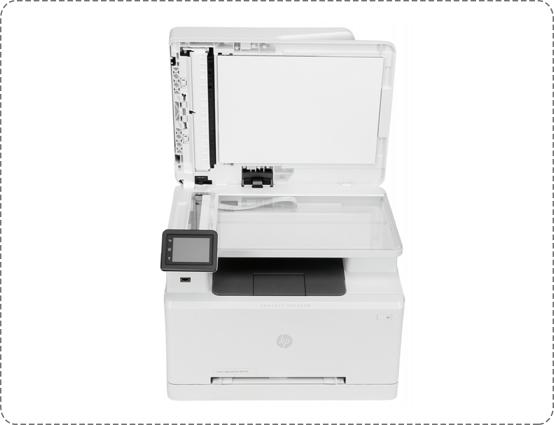 HP Color LaserJet Pro MFP M281fdw Laser Printer