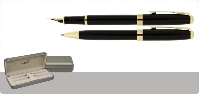 Melody M37 Fountain Pen And Pen
