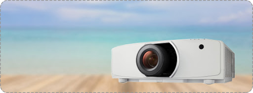 NEC PA853W-41ZL Video Projector