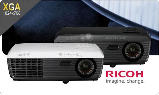 RICOH PJ X2340 Projector