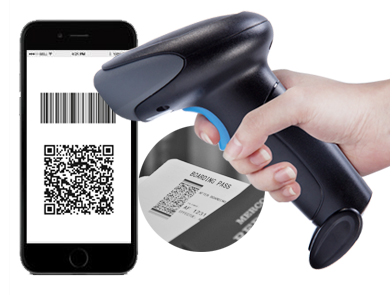 WINSON WNI-5013/V Barcode Scanner
